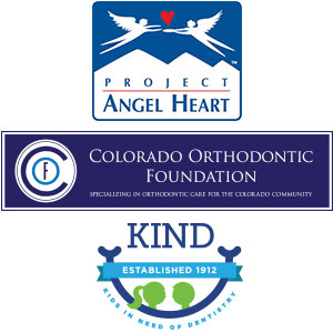 Sponsored organization icons